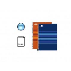 BLOC  ESPIRAL LIDERPAPEL A4 MICRO 33137