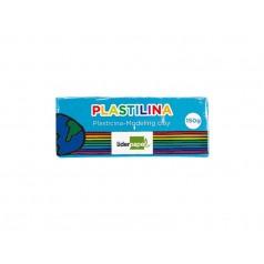 PLASTILINA LIDERPAPEL 52276 AZUL CLARO 150 GR