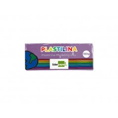 PLASTILINA LIDERPAPEL 52280 LILA 150 GR