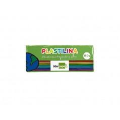 PLASTILINA LIDERPAPEL 52287 VERDE CLARO 150 GR