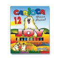 ROTULADOR CARIOCA JOY 12 COLORES